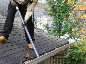 Our ThunderVac ™ Technology Process vacuums debris from your gutters and is more effective than any other cleaning method. Our services are convenient, safe, and offer tremendous value.