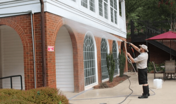 , Power Washing vs. Soft Washing, Outback GutterVac