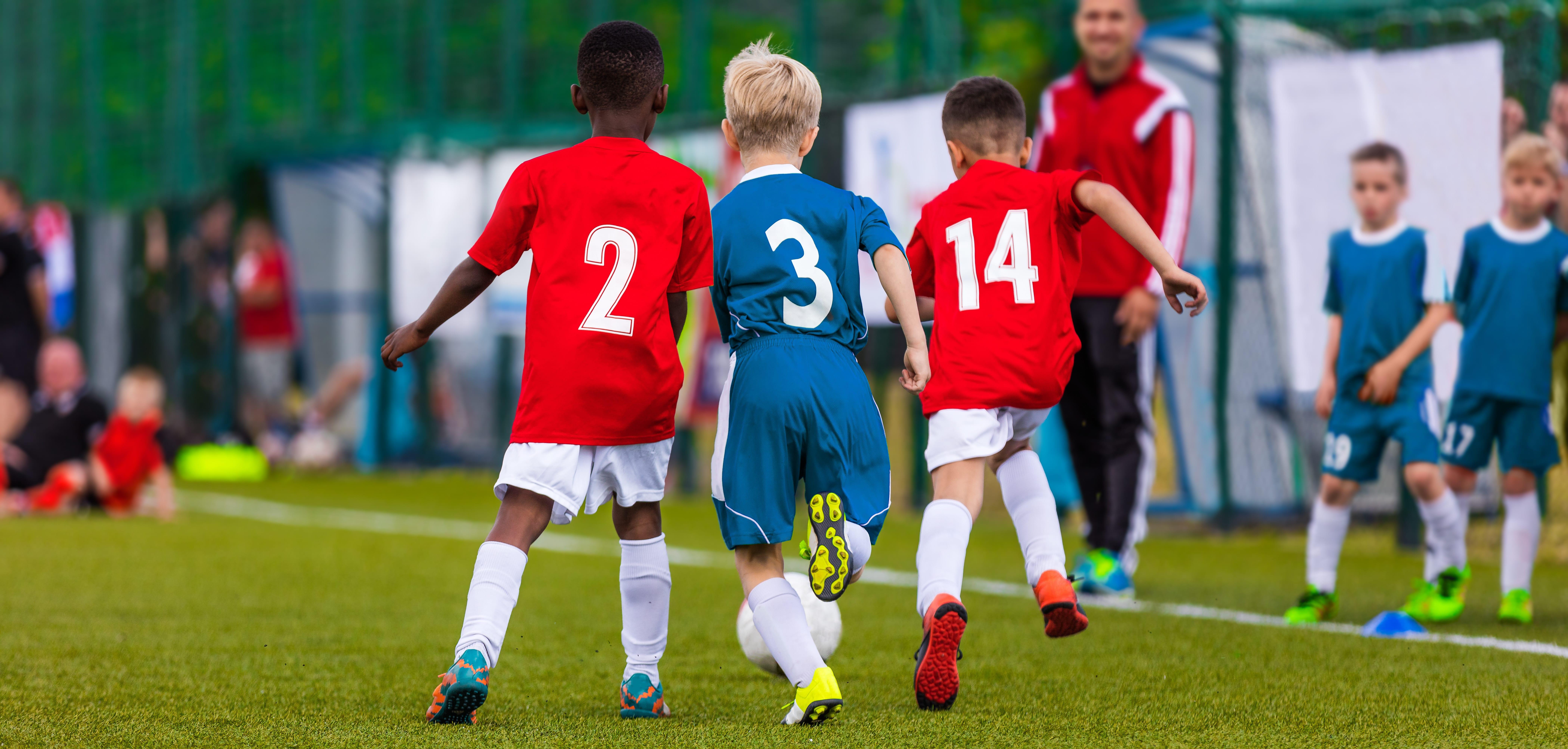 weekend activities - soccer